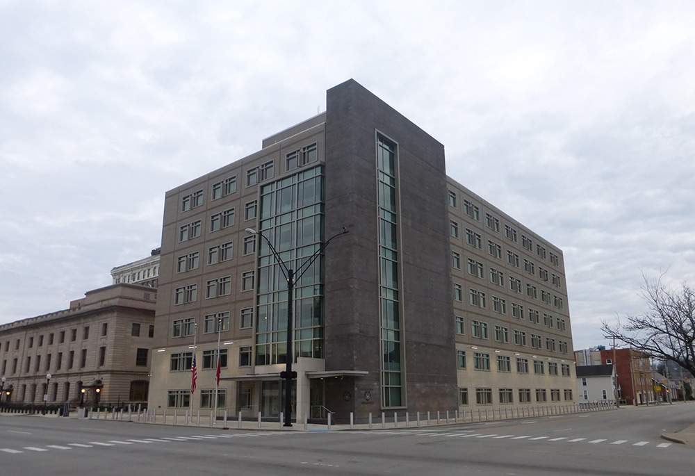Huntington Federal Building Energy Repairs and Alterations