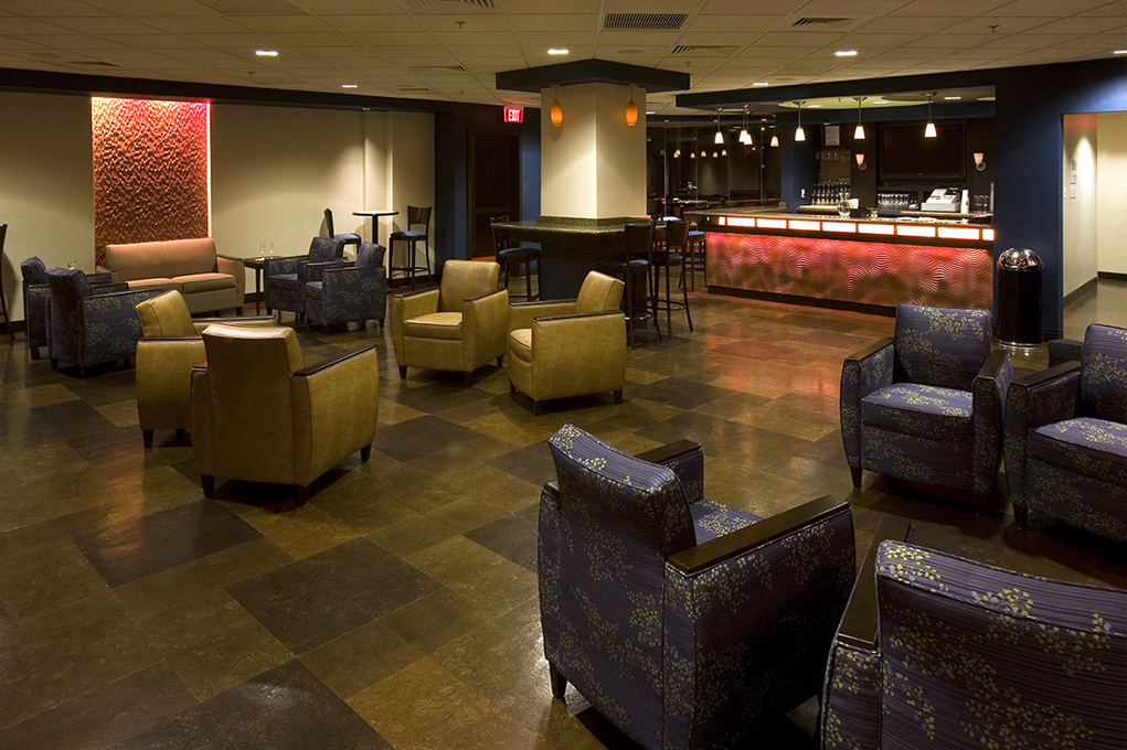 Vip Suite At The Chrysler Hall Performing Arts Center