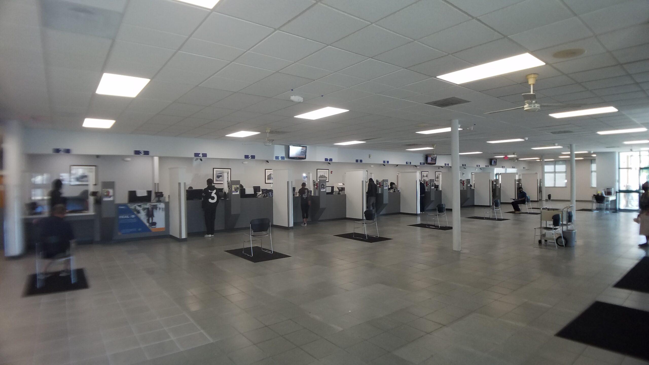 DMV Alexandria CSC Renovation