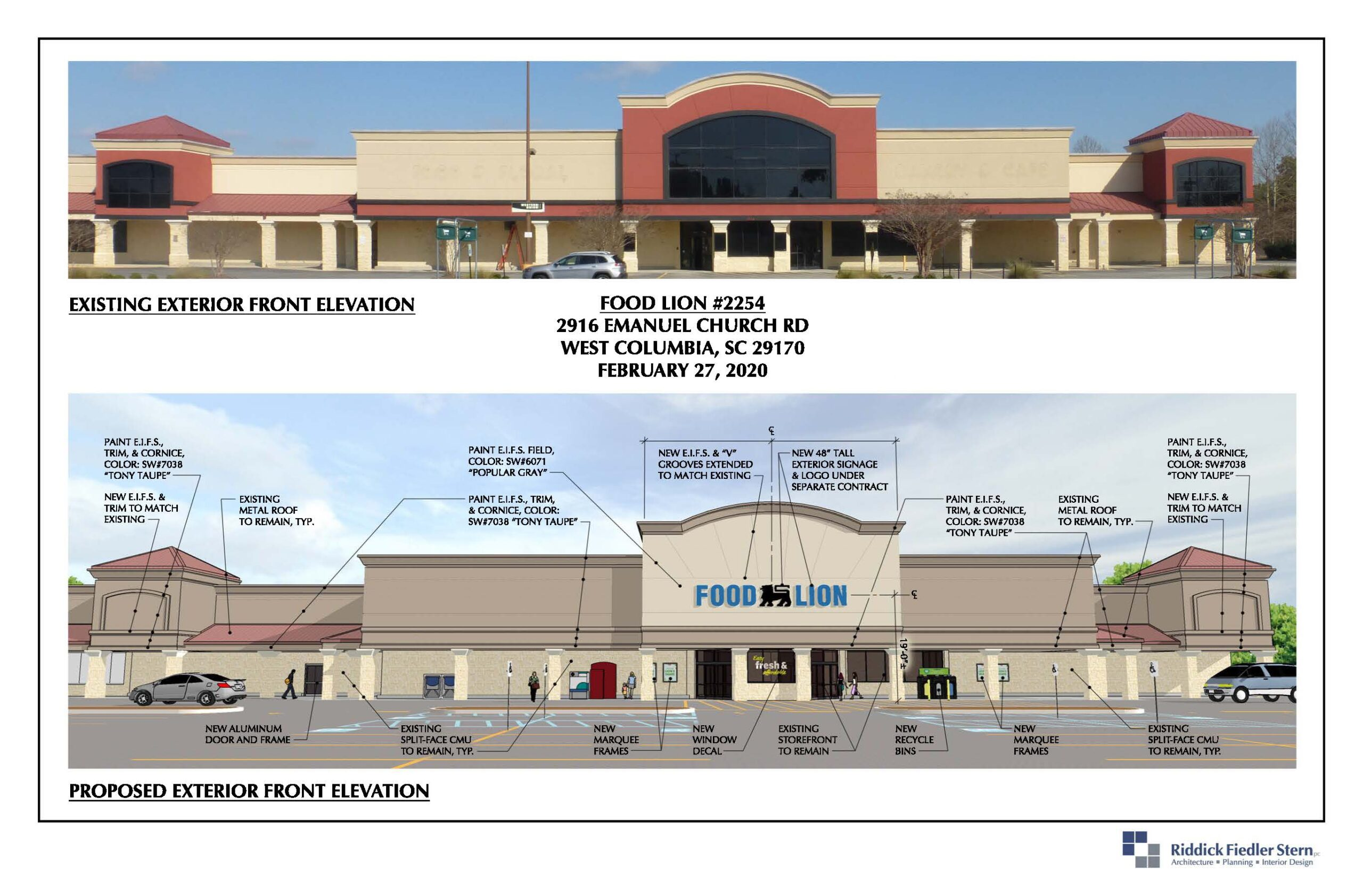 Food Lion #2254 Acquisition
