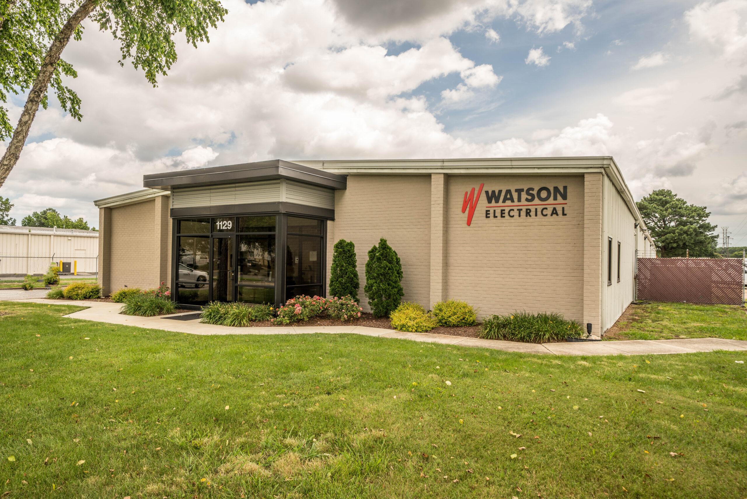 Watson Electrical Construction Company Renovation